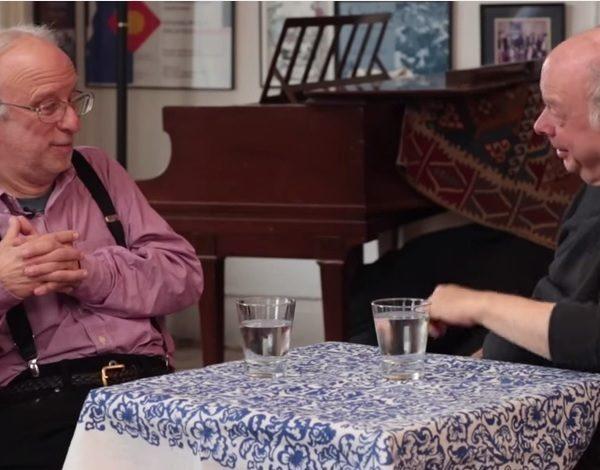 Allen and Wallace Shawn discuss Leonard Bernstein