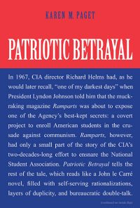Patriotic Betrayal Cover