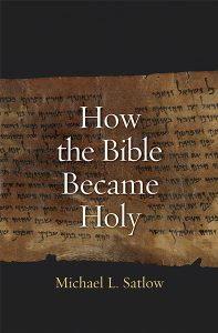 How the Bible Became Holy Cover
