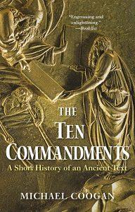 Ten Commandments Cover
