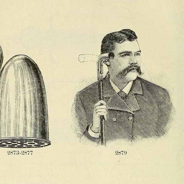 Ear trumpet for hearing loss