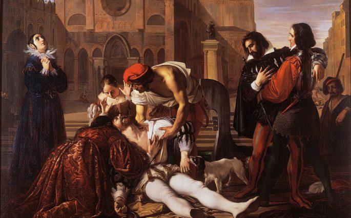 Murder of Lorenzino de' Medici