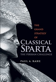 Grand Strategy of Classical Sparta cover