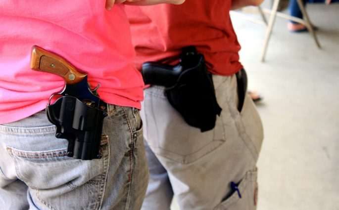 New Hampshire Open Carry Gun Laws